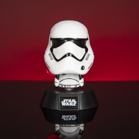 Paladone Star Wars First Order Stormtrooper 3D Icon Light