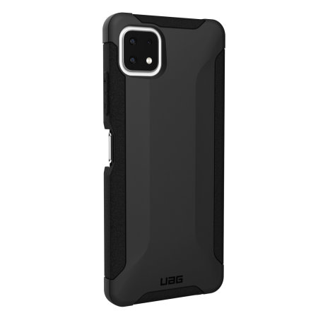 UAG Scout Samsung Galaxy A22 5G Protective Case - Black
