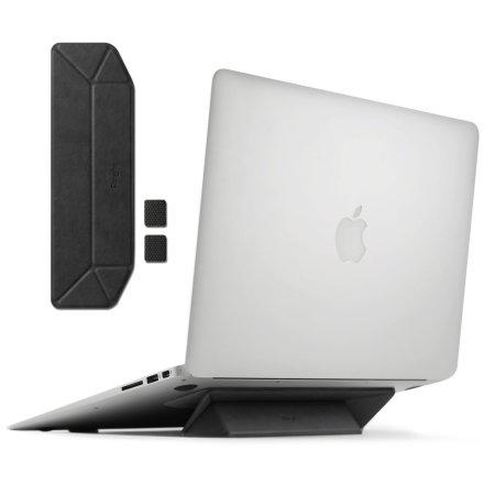 Ringke Universal Folding Laptop Stand - Black