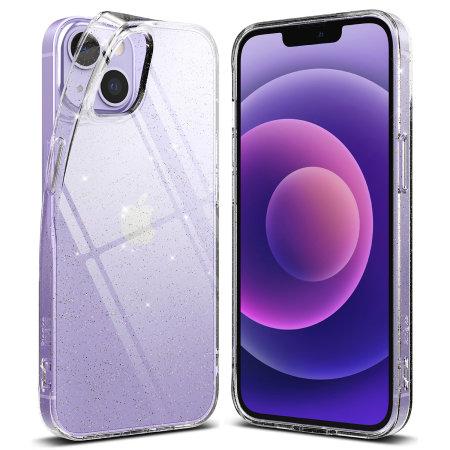 Ringke Air iPhone 13 Glitter Case - Clear